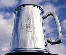 Image result for round the island race pewter tankard